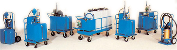 Oli Storage Systems Mobil Fluid Handling Carts