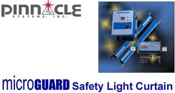 microGuard Safety Light Curtain