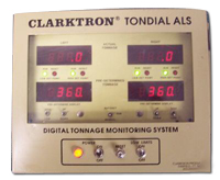 Clarktron Tondial ALS – Digital Press Tonnage Monitoring System