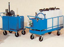 Mobil Oil Storage Carts