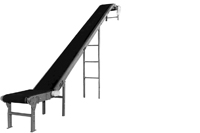 Model 208 Floor To Floor Slider Bed Conveyor